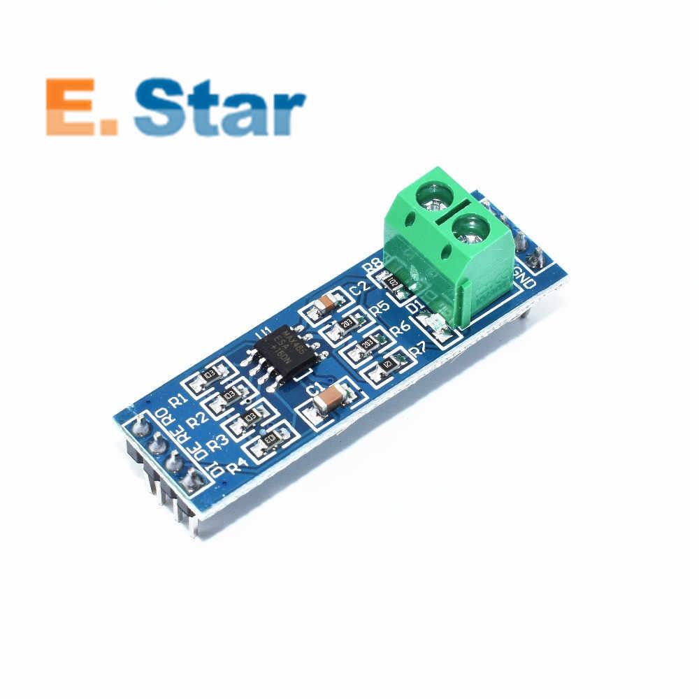 1pcs MAX485 module, RS485 module, TTL turn RS - 485 module, MCU development accessories