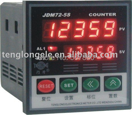 0673c524f81b7 √JDM72-5S intelligent digital counter meter counter - a485