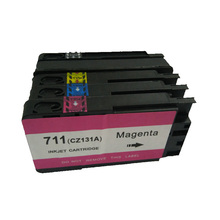vilaxh 711 XL Compatible Ink Cartridge Replacement For HP 711XL DesignJet T120 T520 Printer