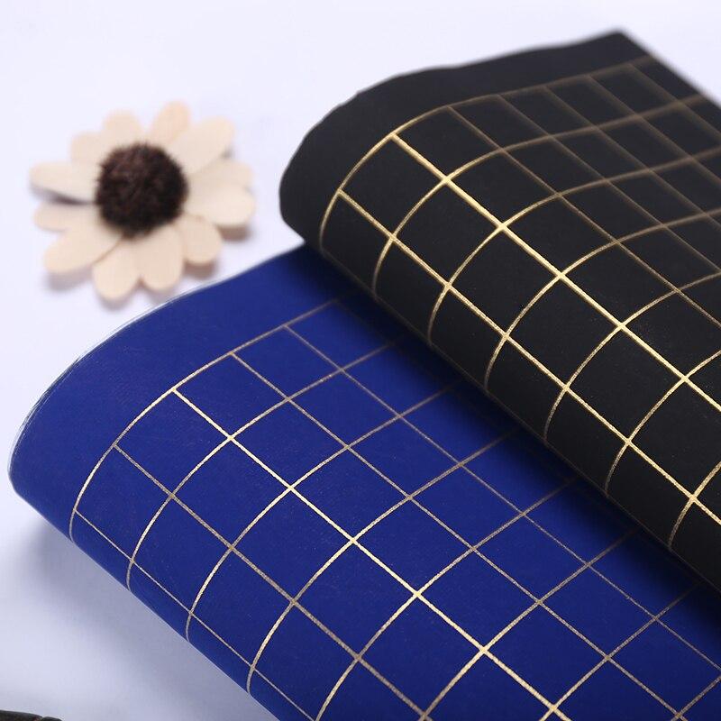 Papel de Arroz Batik Papel Xuan Caligrafia Meio-maduro