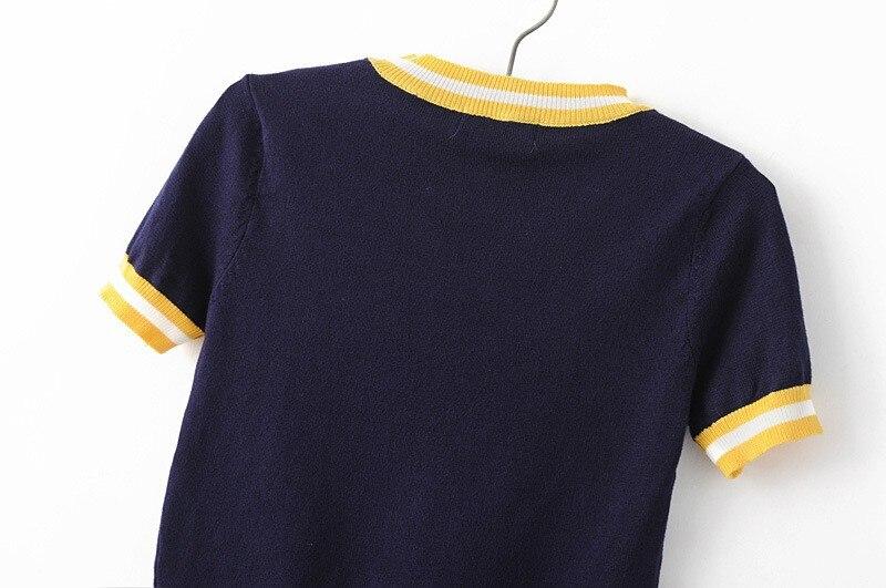 HTB18XthLXXXXXbRaXXXq6xXFXXXp - Women Knitted Crop Tops O-neck Short Sleeve Sweaters Sexy Streetwear PTC 245