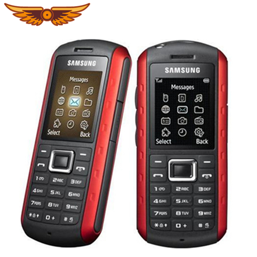 timeless design c2758 fe9f2 US $36.89 10% OFF|B2100 Original Unlocked Samsung B2100 1000mAh 1.3MP 1.77  Inches 3G Waterproof Refurbished Cellphone Free Shipping-in Cellphones from  ...