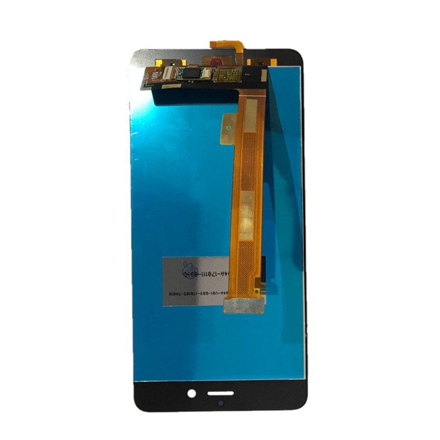 Pour ZTE Nubia Z17 mini NX569J NX569H LCD Affichage Digitizer Écran Tactile Panneau En Verre Assemblée Capteur + Outils + Adhésif