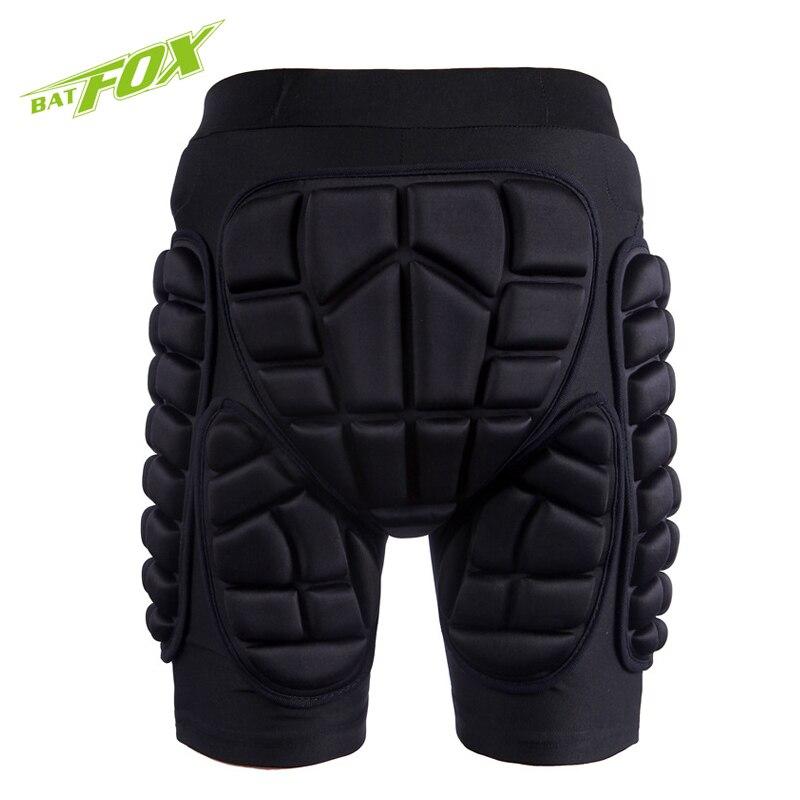 Цена за BATFOX Велоспорт Шорты Дышащий Quick Dry Ноги Задницу Защиты Езда Гоночный Мотоцикл Мотокросс Броня Шорты Pantalon Moto