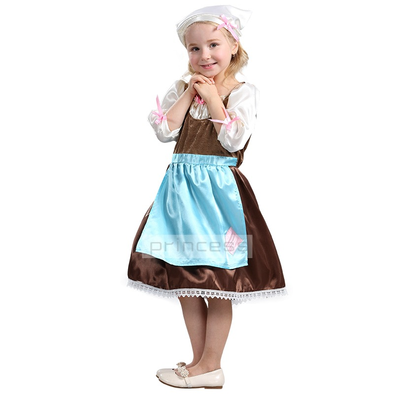 HI BLOOM High Quality Girl Dresses Princess Children Clothing Cinderella Cosplay Costume Kid's Party Dress Baby Girls Clothes baby girls white dresses for wedding and party wear girl princess dress kids lace clothes children costume age 3 4 5 6 7 8 9 10
