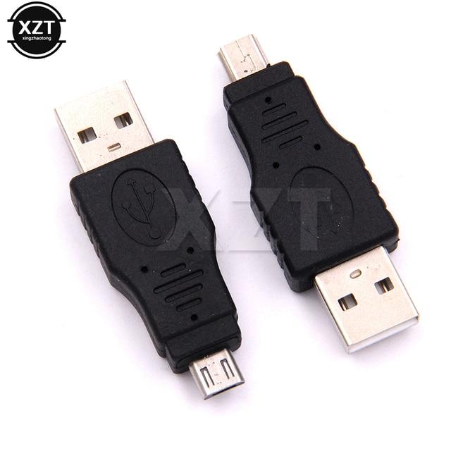 OTG 5pin Mini USB Micro Adapters 2