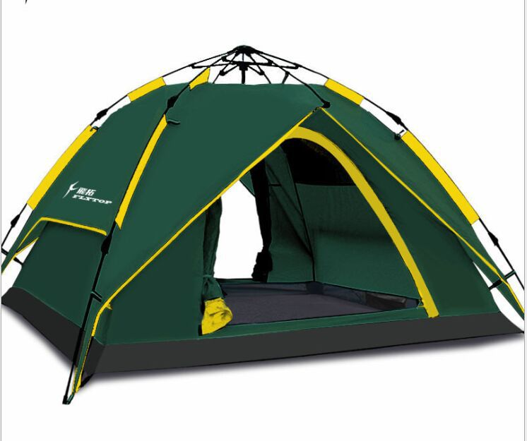 Free shiping High Quality multi function easy to put up Tent Aluminum pole Automatic Tent Fishing Tent For 3 4 Person-in Tents from Sports ...  sc 1 st  AliExpress.com : tents easy to put up - memphite.com