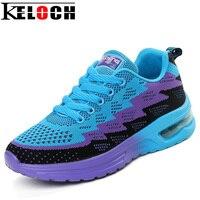 Keloch Men Women Running Shoes Unisex Comfortable Jogging Sneakers Women Sports Shoes Men Lovers Zapatillas Deportivas