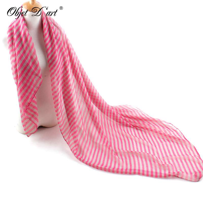 Hot sale Women Scarf Spring Autumn Cotton Warm Scarf Striped Printed Shawl Elegant Soft Wraps High Quality Ladies Scarf Pashmina