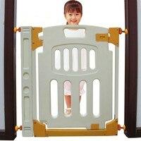 Умный кролик Безопасность детей дверной ограничитель Бесплатная отверстие лестница забор, Pet изоляционный забор