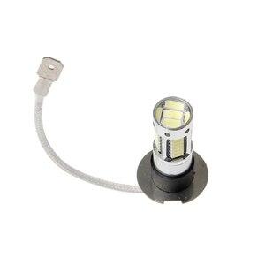 Image 5 - ヤム H3 30 ワット 4014 led 白色ヘッドライト光キット電球ランプ 30SMD 6000 18k