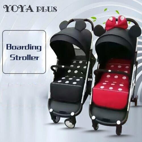 Express free ship!babyyoya Yoya plus ultra-lightweight folding can sit can lie very Umbrella Car light baby stroller gifts цена