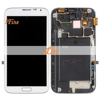1pcs IFire N7100 LCD For Sam Sung N7100 Note 2 Lcd Screen Digitizer Touch Screen With
