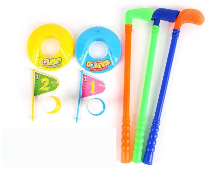 1SET/LOT,Kids golfball kits,Mini golfball,Outdoor fun,Spring toys,Parent-child toys,Early educational toys,Birthday gift.