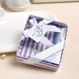 Image 2 - 結婚式のプレゼントゲスト航海テーマアンカーブックマークパーティー好意のギフト 50 ピース/ロットパーティー装飾ビジネスイベントお土産