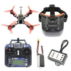 Żaba 218mm 2.4G 6CH RC Racer Drone RTF Betaflight F4 Pro V2 blheli-s 30A 5.8G 25/200/400mW VTX Mini 700TVL kamera FPV Quadcopter