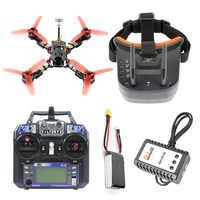 Grenouille 218mm 2.4G 6CH RC Racer Drone RTF Betaflight F4 Pro V2 blheli-s 30A 5.8G 25/200/400mW VTX Mini 700TVL caméra FPV quadrirotor
