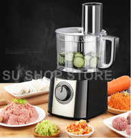 Electric shredder twisting machine home multi function ground meat mixing food machine food processing machine
