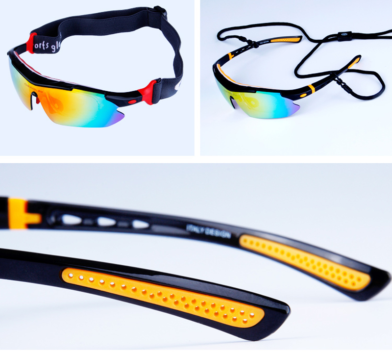 Ciclismo Óculos Óculos de do Esporte Mtb com Quadro Polarizada Bicicleta 94194b9323