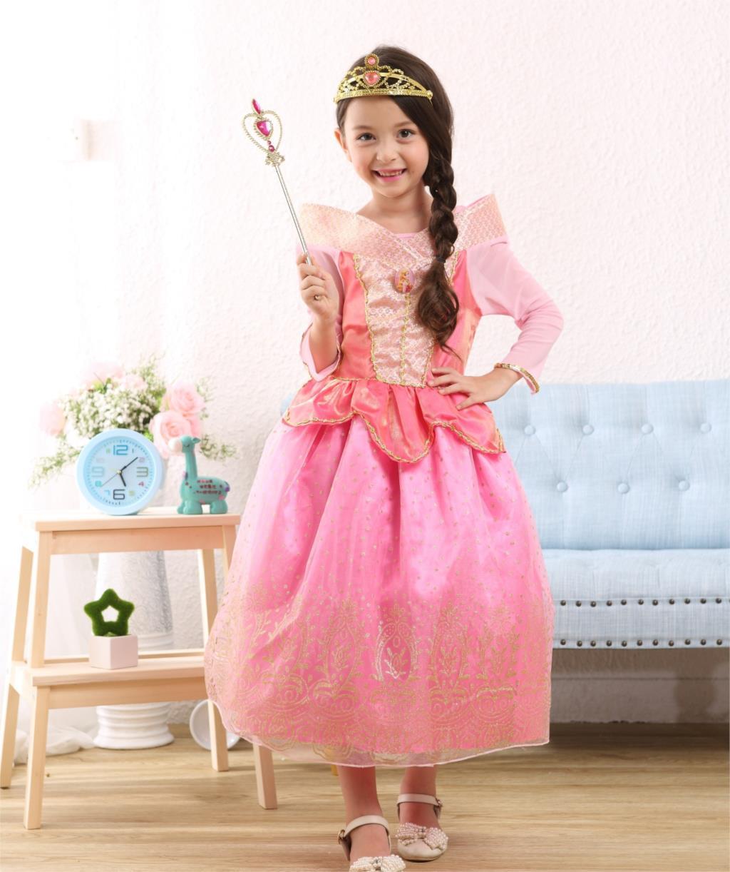 Платья аврора детские