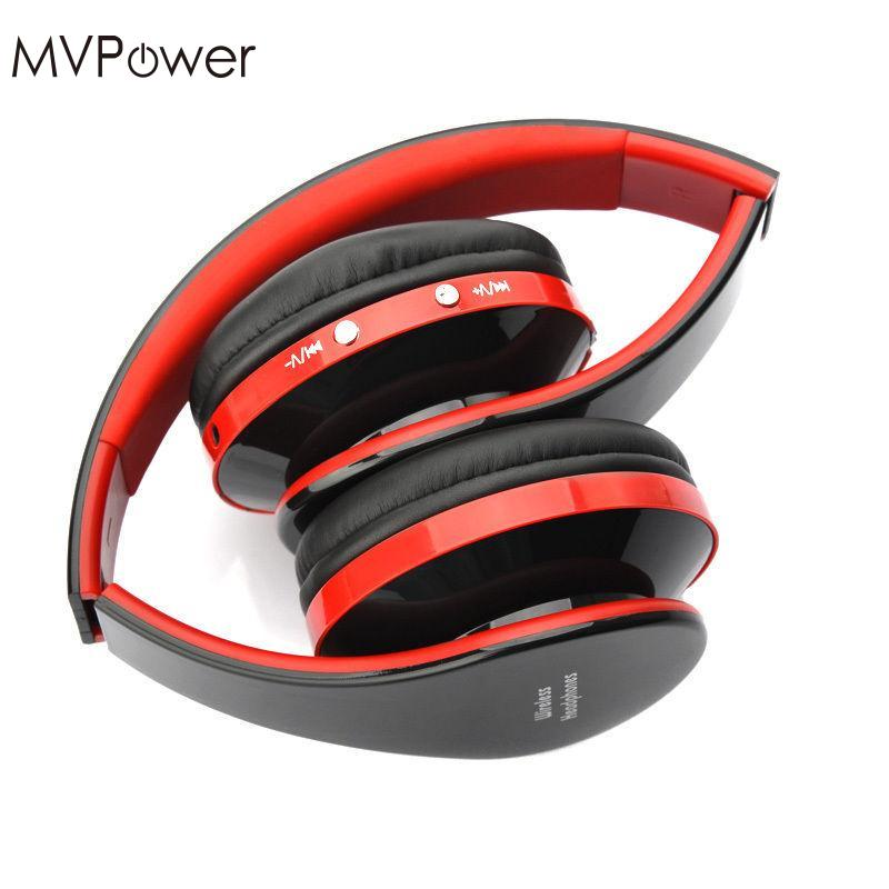 MVpower Portable Wireless Bluetooth Headset Gamer Cordless Headphones Stereo Music Big Earphone For Samsung s6 s7 for iphone 2017 scomas i7 mini bluetooth earbud wireless invisible headphones headset with mic stereo bluetooth earphone for iphone android