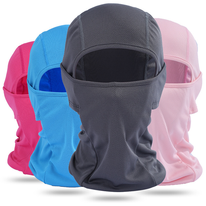 Windproof Face Mask Ski Shield Motorcycle Warmer Breathable Airsoft Cycling Men Sun Hats Helmet Skull Winter Mouth Mask 40x28CM
