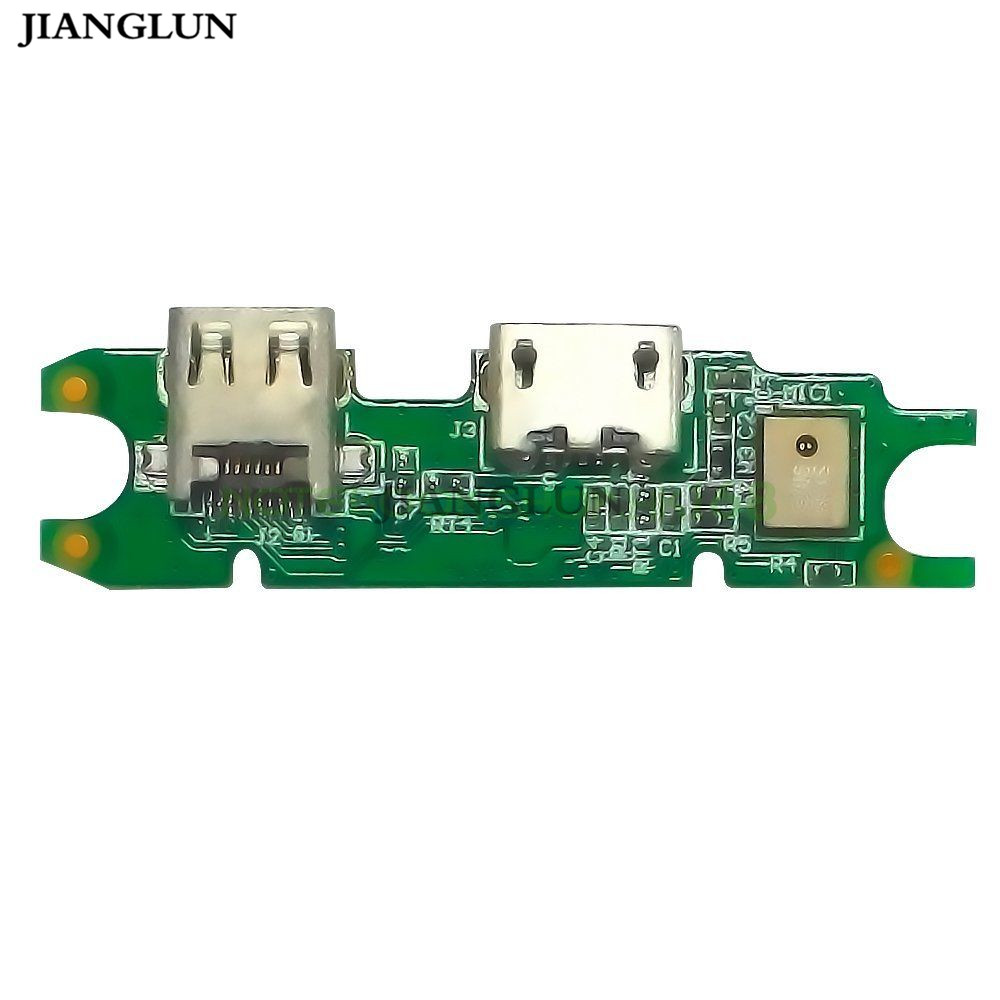 JIANGLUN I/O Charge Port Board Sync Micro USB For Lenovo IdeaTab A2109 A2109A 9