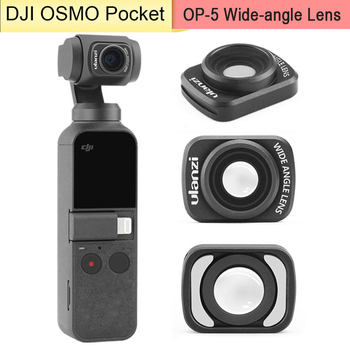 DJI Osmo Pocket Wide Angle Lens Professional HD Magnetic Structure Lenses for Camera with Housing Case - discount item  30% OFF Camera & Photo