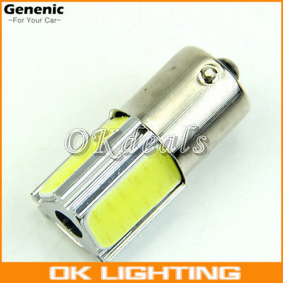 1PCS New HID White 1156 P21W 36-chips COB LED Bulb For Car Backup Reverse Light automobiles car- styling