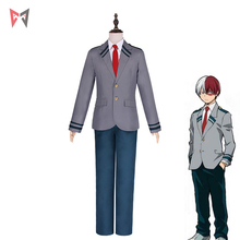 MMGG Anime  Women My Hero Academia Cosplay Costume Bodysuit Suit School uniform men