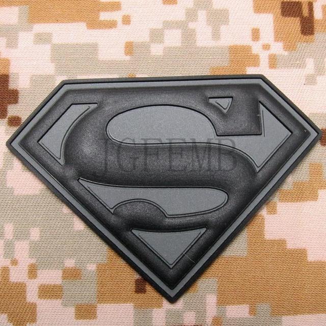 grey background black design the avengers super hero superman logo