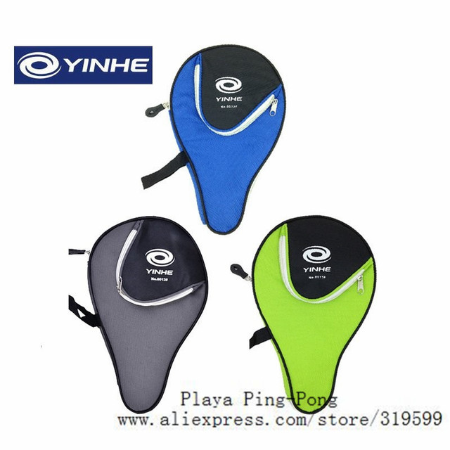 1x Galaxy / Milky Way / Yinhe case for table tennis blade racket Gourd shape three color [Playa PingPong]