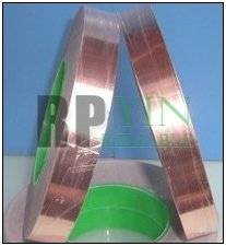 1x 6mm*30M*0.06mm Double Sided Conductive Copper Foil Tape EMI Masking Electromagnetic Shielding Electrostatic Discharging