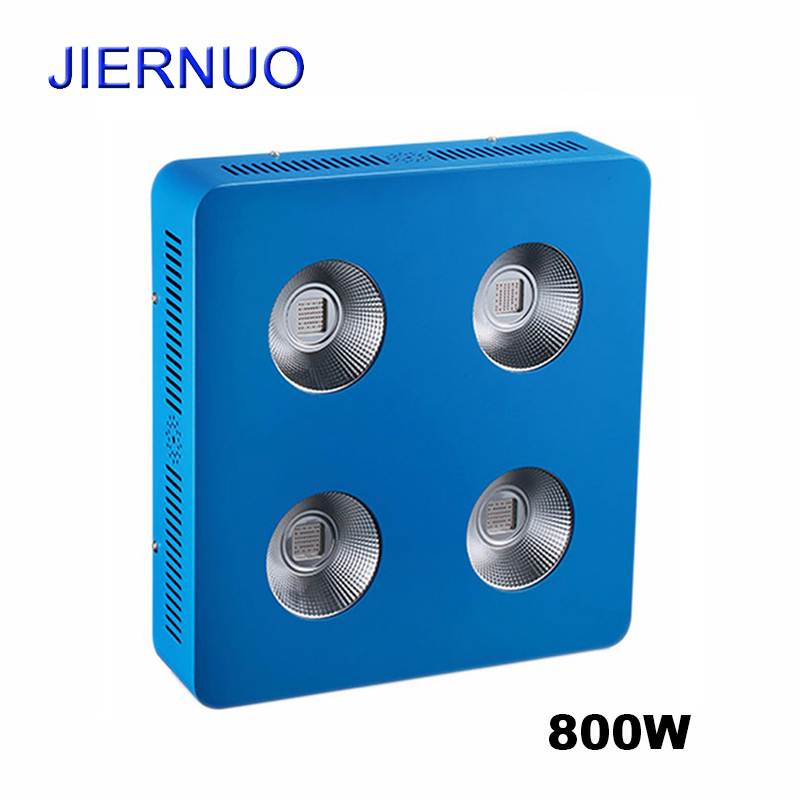 JIERNUO LED Grow Light 800W COB Full Spectrum Led Lamps for Plants Indoor Grow Tent Greenhouse,Hydroponics Flowers Vegetables led grow light 1000w 2000w 3000w full spectrum grow lamps for medical flower plants vegetative indoor greenhouse grow tent