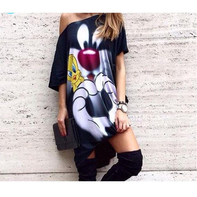 Vestidos de mujer de calle