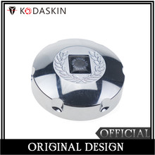 KODASKIN Real Carbon Electroplate Gas Fuel Tank Filler Cap for GTS GTV LX Primavera Sprint