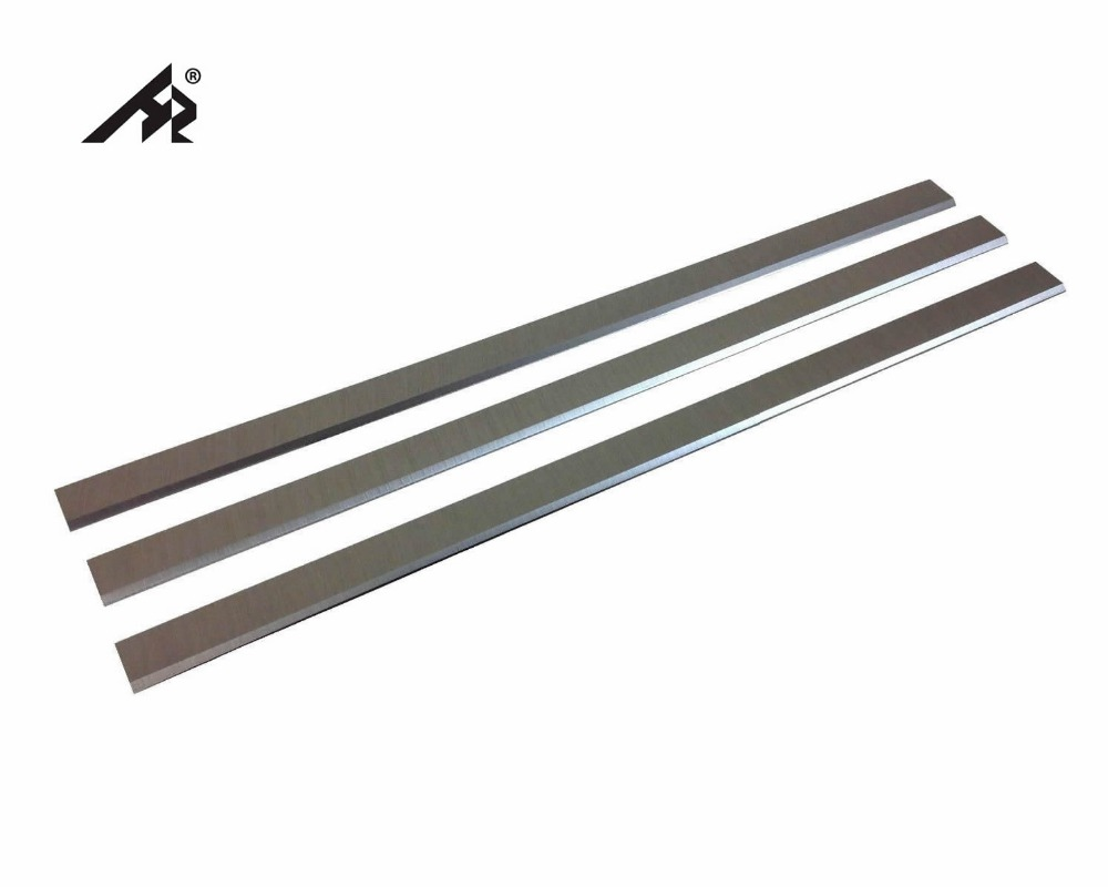 HZ 3PC 260x25x3mm HSS Planer Knives Blades For JET JPT260, Axminster AT107PT, AT129PT, Startrite K260