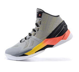 Free Shipping Stephen Curry 2 Men s basketball shoes High top Size 7 ... bbe212a918a8