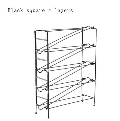 Wire metal paper cup holder bar cashier storage rack shelf