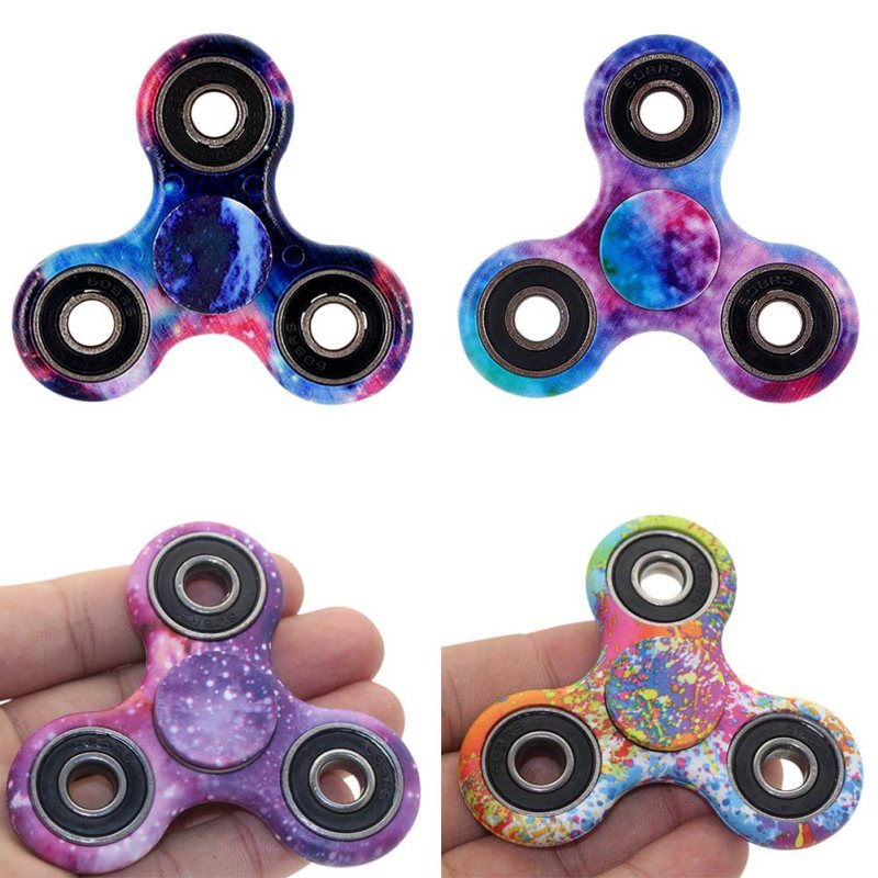 Spinner Toy EDC Hand Spinner Anti Stress Reliever And ADAD Hand Funny Spinners Send By Random Color funny p pee stress reliever toy assorted colors