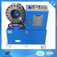 BNT68 1 4 To 2 4SP SH Excavator Crimping Machine High Pressure Hose