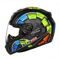 LS2 Motorcycle Helmet Bicycle Outdoor Sports Helmet Riding off road sport helmets