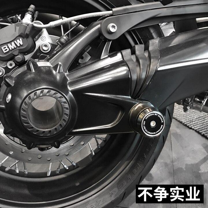 Dkdesign Black Silver Golden Motorcycle