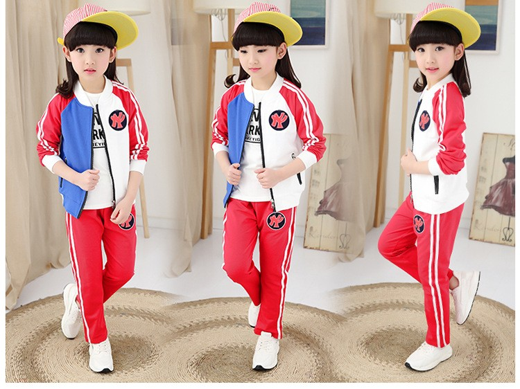 New spring autumn kids clothes sets children casual 2 pcs suit jackets hoodies girl baby set boys sport suit outwear 3-13 years lavla 2015 new spring autumn baby boy clothing set boys sport suit children outfits girls tracksuit kids causal 2pcs clothes set