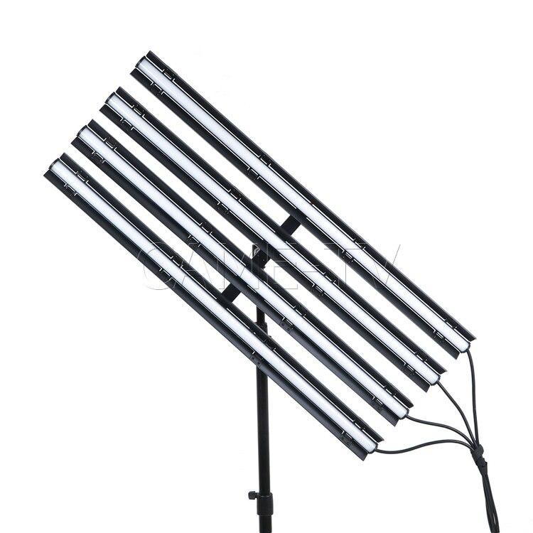 CAME-TV Boltzen Andromeda Slim lumière de tube LED 4 lumières Kit 3FT bi-couleur (3FT-B4) - 2