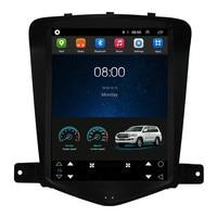 10.4 Tesla Vertical Android Car Radio Audio Sat Nav Head Unit for Chevrolet Cruze 2007 2008 2009 2010 2011 2012 2013 2014 2015