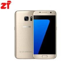 Samsung Galaxy S7 (G9300) 4 ГБ + 32 ГБ 4 г мобильный двойной сим телефон Новый