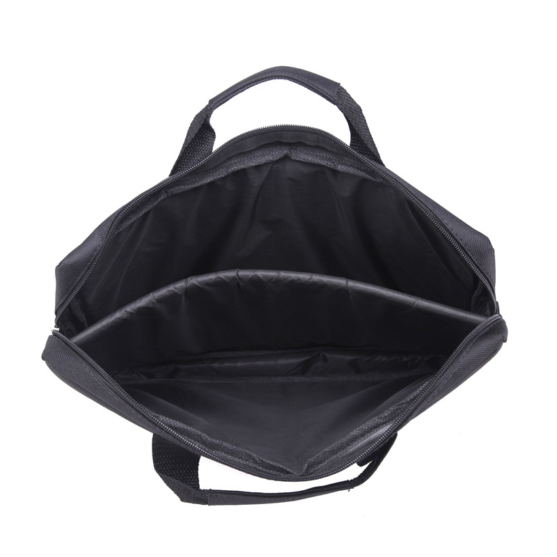 """Image 4 - Hot Sales General Size 14""""15""""15.4""""15.6"""" Laptop Zippe Handle Shoulder Messenger PC Carry Bag Pouch Case For Asus Acer Macbook-in Laptop Bags & Cases from Computer & Office"""