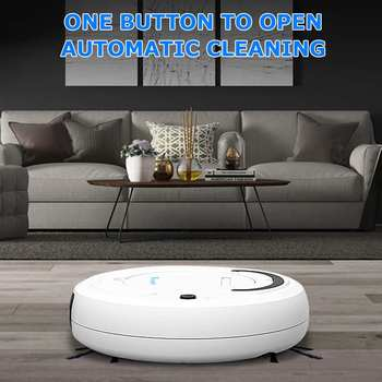 Vacuum Cleaner Automatic Floor Dust Dirt Cleaning Robot Dry Wet Sweeping Machine Intelligent Sweeping Robot