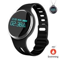New Men Smart Bracelet Pedometer Swimming Sport Band Waterproof Smart Watch Women Fitness Smart Wristband For